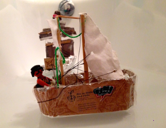 sailing into 2015
